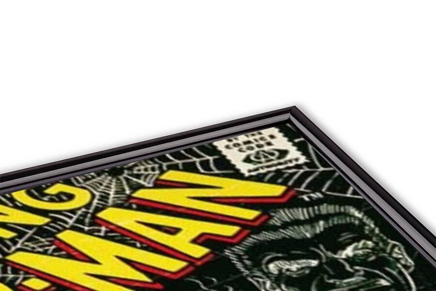 Mini - MARVEL - spider-man cover Poster