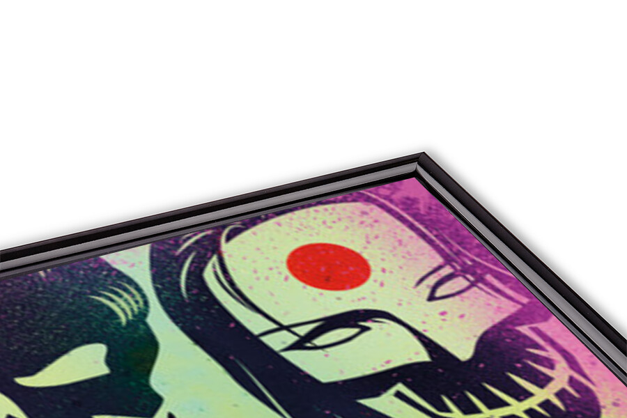 Suicide Squad - Deadshot Skull Poster