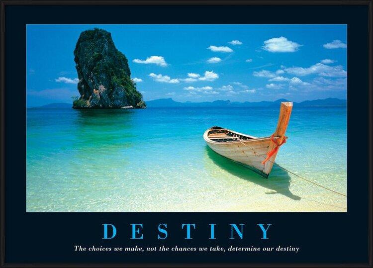 Destiny - phuket Poster
