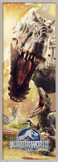 Jurassic World - Attack Poster