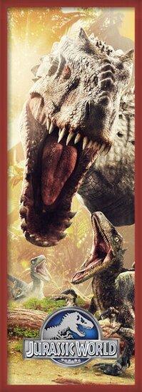 Jurassic World - Attack Poster