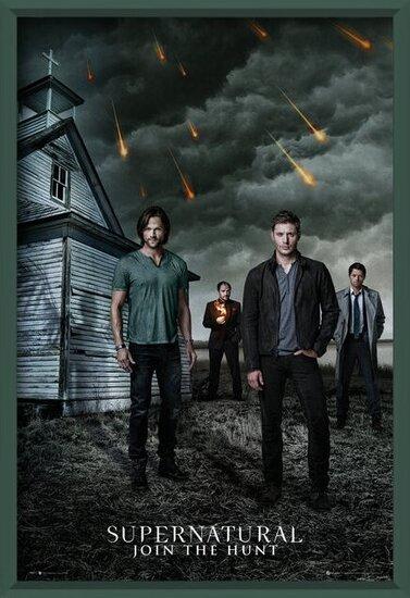 Supernatural - Church Poster