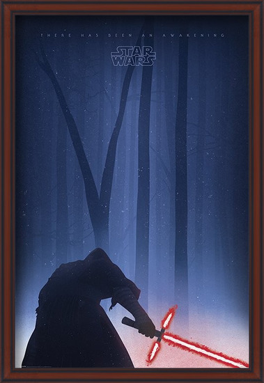 Star Wars Episode VII: The Force Awakens - Awakening Poster