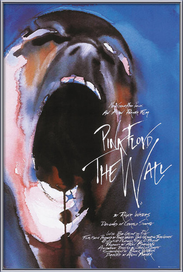 Pink Floyd - The Wall, Film Poster
