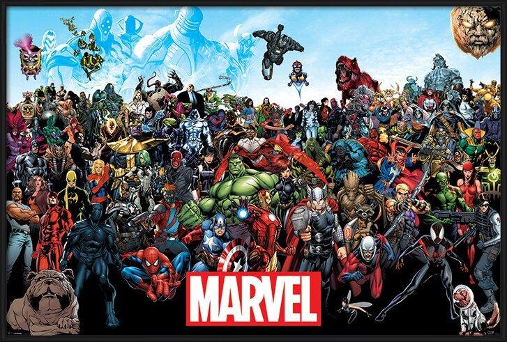 Marvel - Universe Poster
