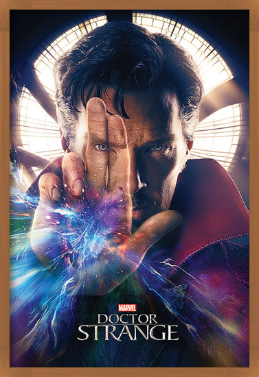 Doctor Strange  - Hand Poster
