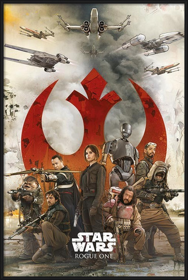 Rogue One: Star Wars Story - Rebels Poster