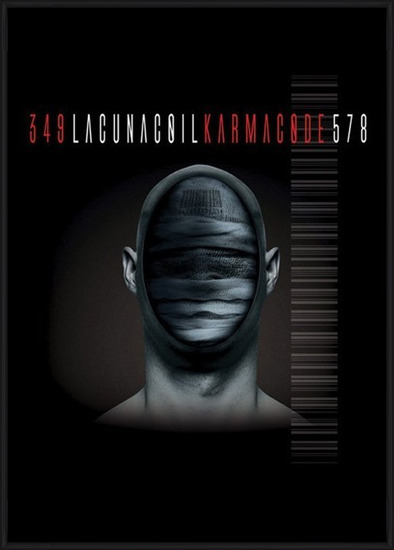 Lacuna Coil - karmacode Poster