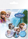 Frozen - mix